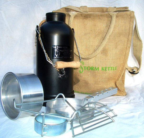 Poppin STORM™ Kettle Kit